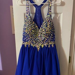 Short Formal/Prom Dress